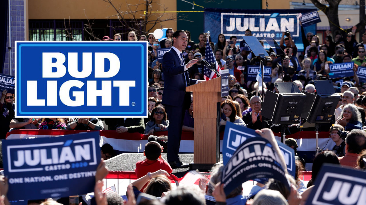 Julian Castro - Bud Light