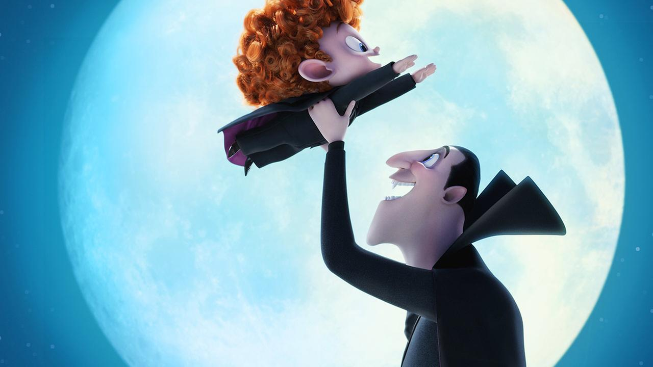 'Hotel Transylvania 2' bites off September record