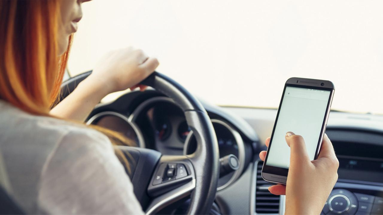No more using electronics behind the wheel in Deer Park