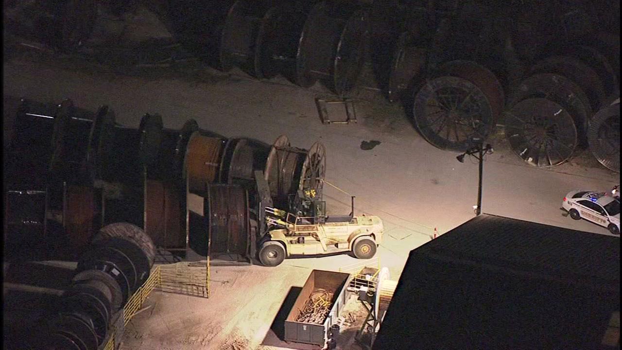 Worker killed in NE Houston industrial accident