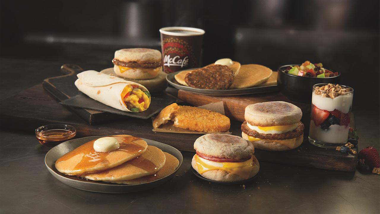 McMuffin Market Menu