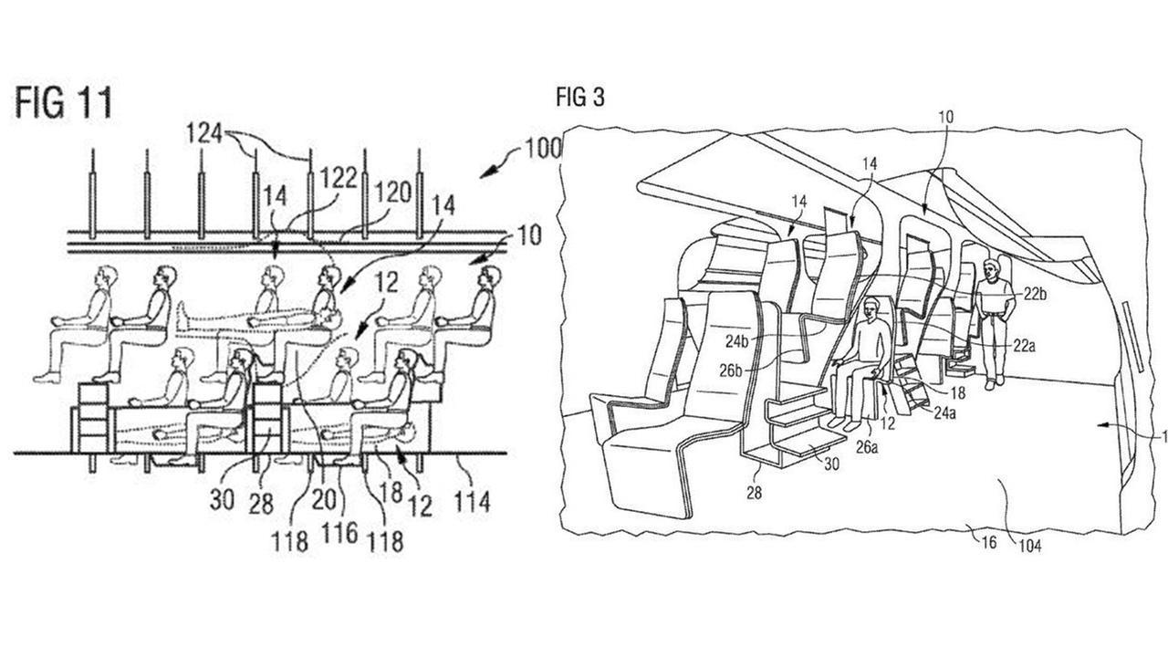 Airbus patent filing