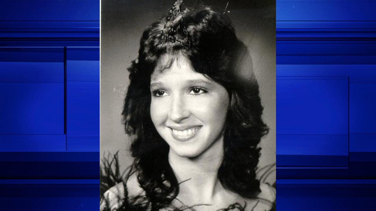 Shelley Sikes was 19 when she disappeared in May 1986.