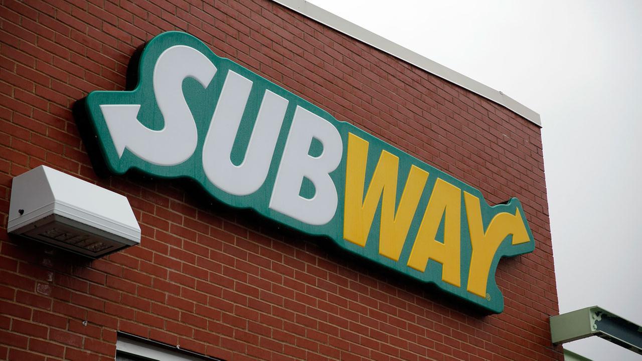 Subway restuarant