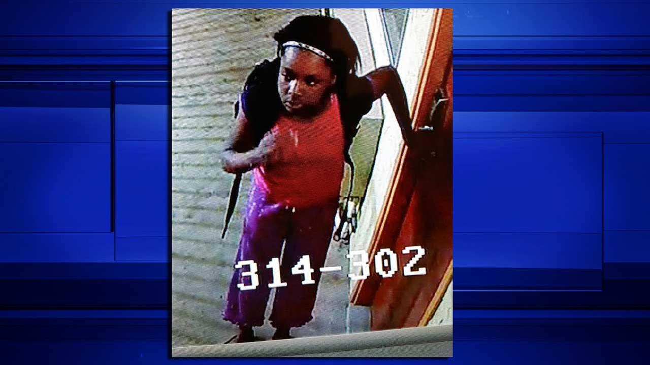 Houston police are asking for the publics help in finding a missing 10-year-old girl.
