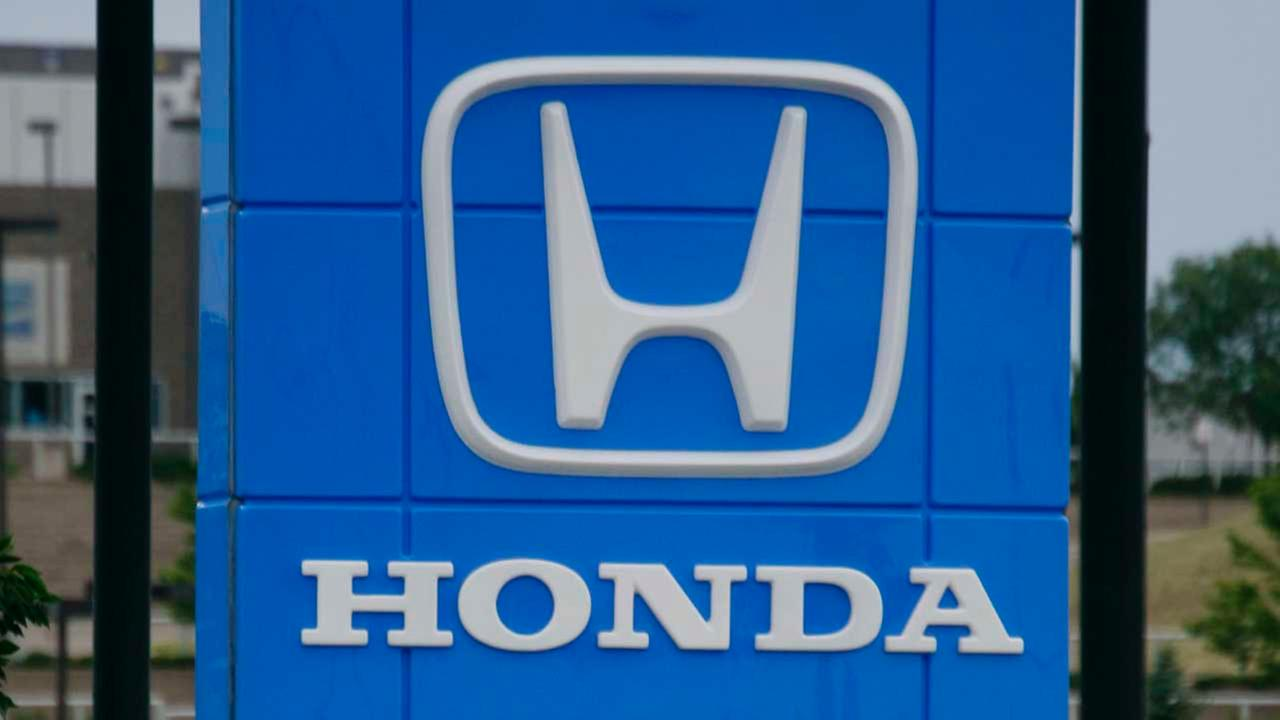 Honda recalling 25,300 cars due to air bag issue