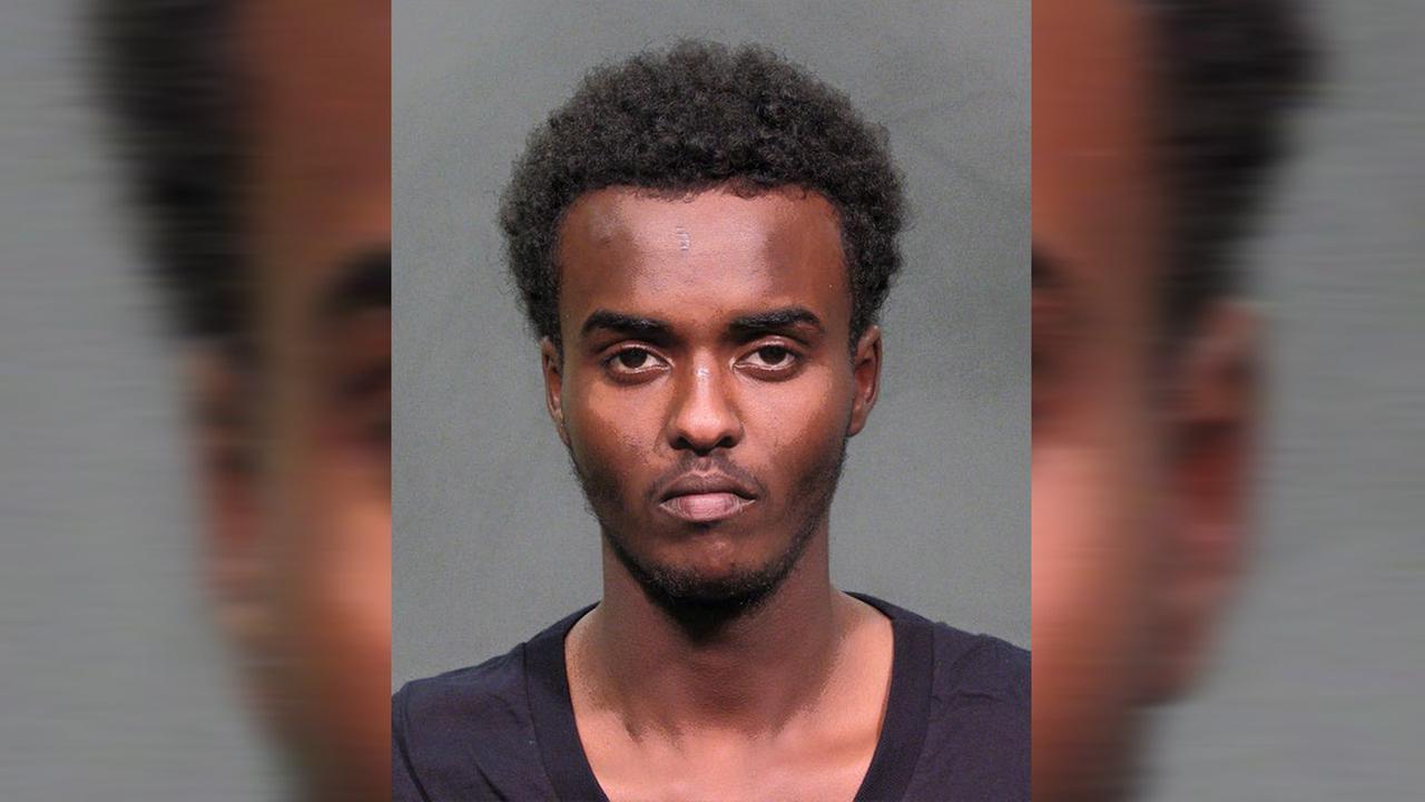 Mohamed Abdullahi Ahmed