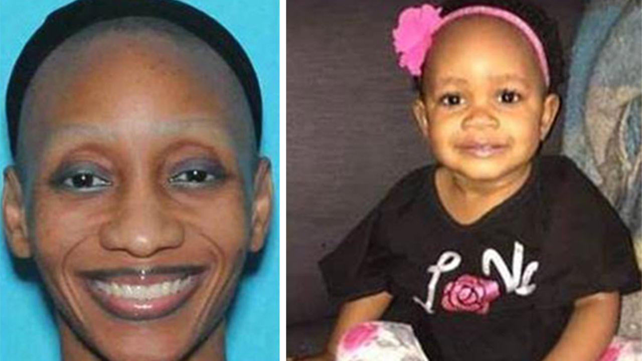 Authorities are looking for Vicki Lynn Dixon, 42 and 15-month-old Twinkle Twinkie Twilight.