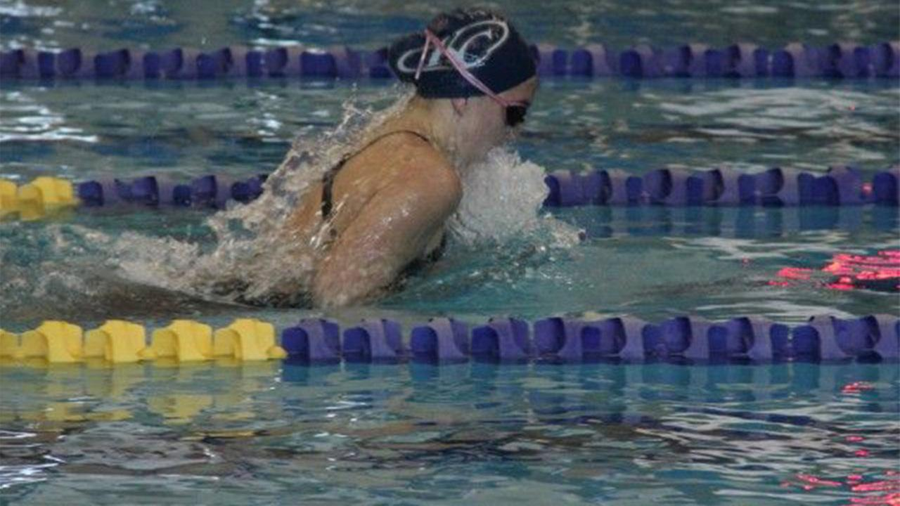 Kaitlyn Swaim is a sophomore at Klein Collins High School and is on the swim team.