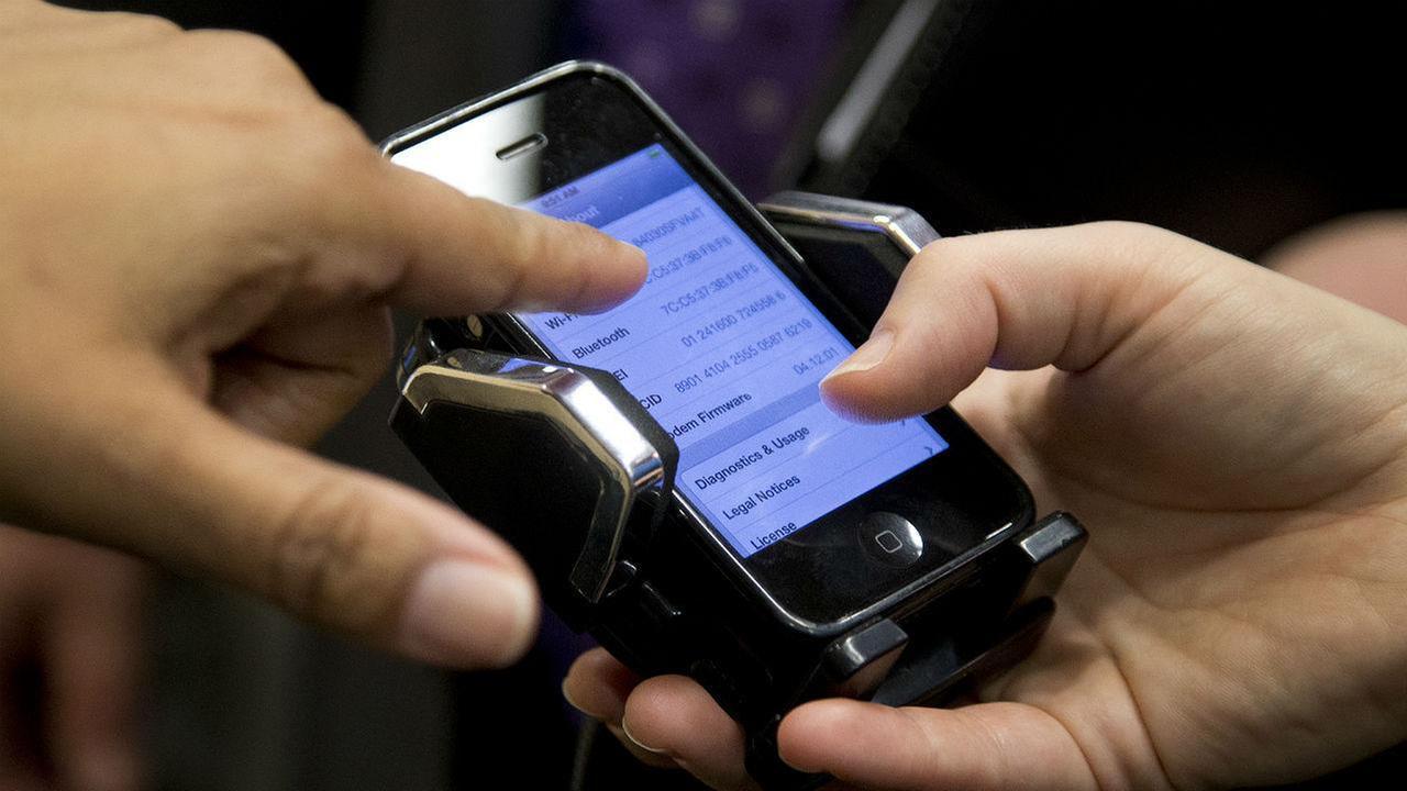 mobile tracking demonstration
