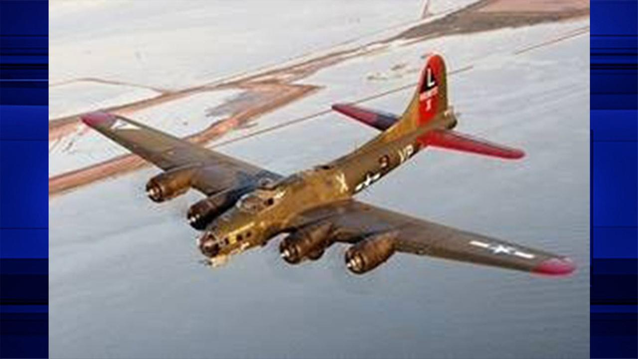 Holiday giving campaign supports historic WWII Flying Fortress
