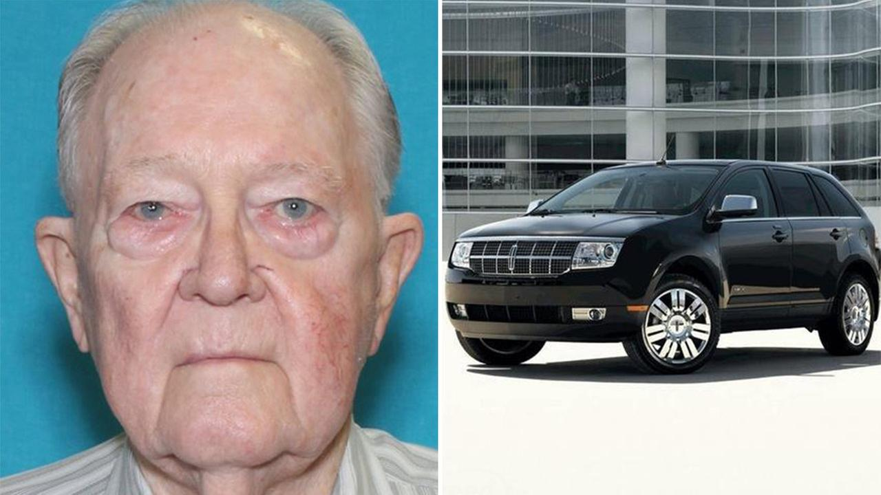 Missing elderly Katy man found safe