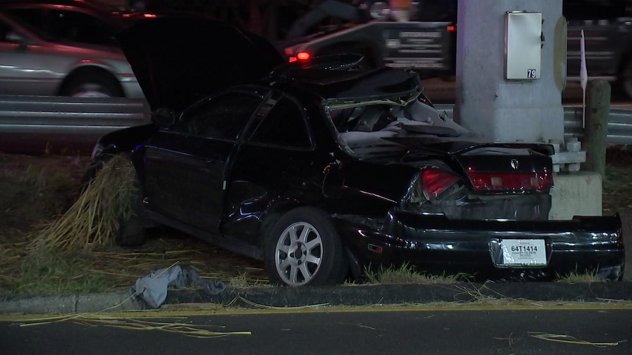 Fatal accident on Southwest Freeway