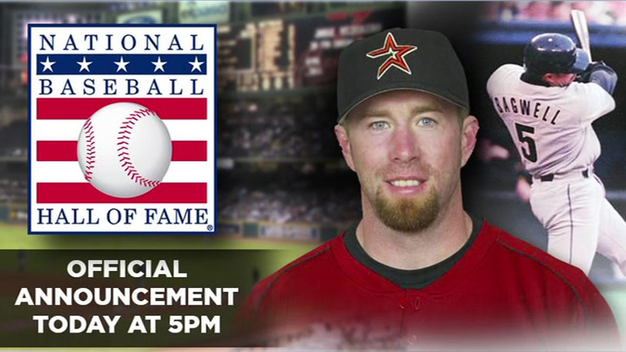 Jeff Bagwell - Hall of Fame