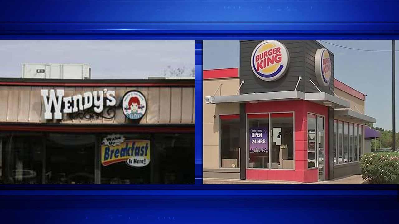 Burger King, Wendy's share words across Twitter
