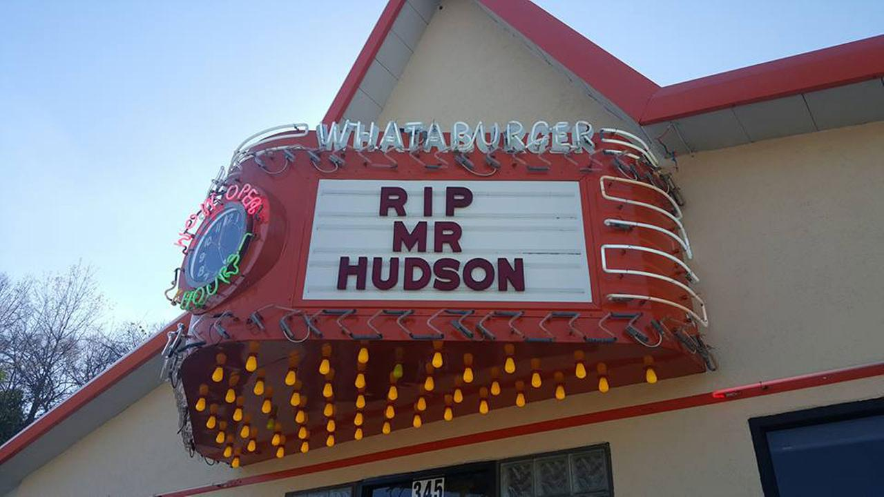 Whataburger honors man in death after eating breakfast there every day for 15 years