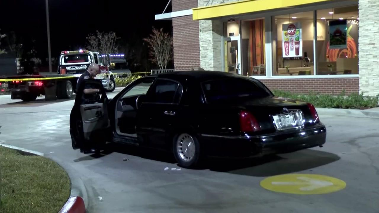 McDonalds shooting