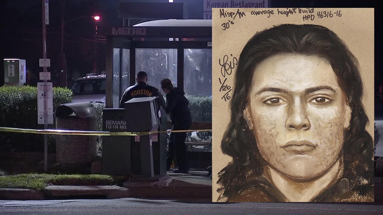 Sketch released in METRO killing