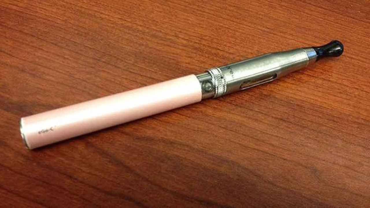 FILE PHOTO - E-Cigarette