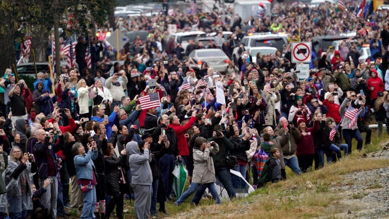 Texans mourn Pres. George H.W. Bush