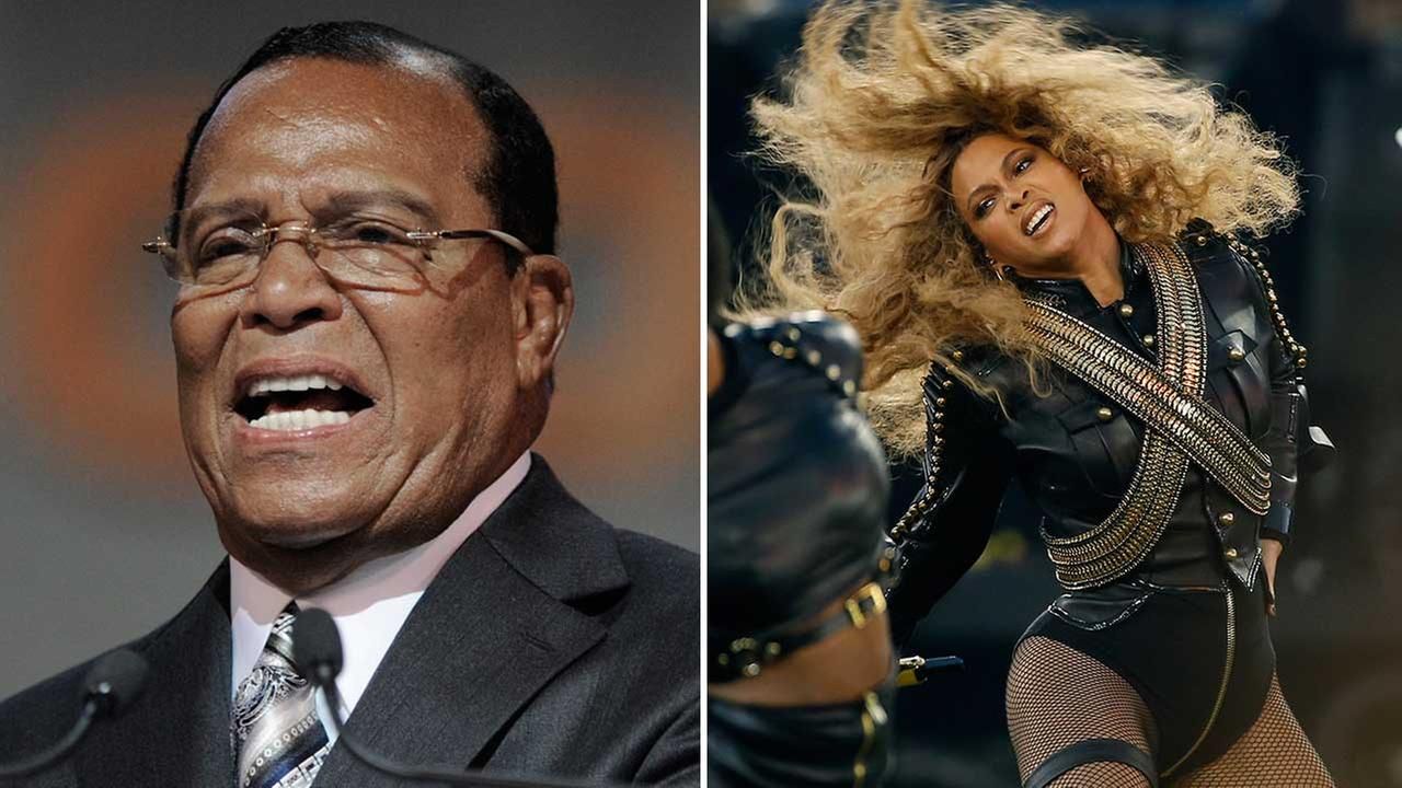 Nation of Islam offers Beyonce security during her world tour