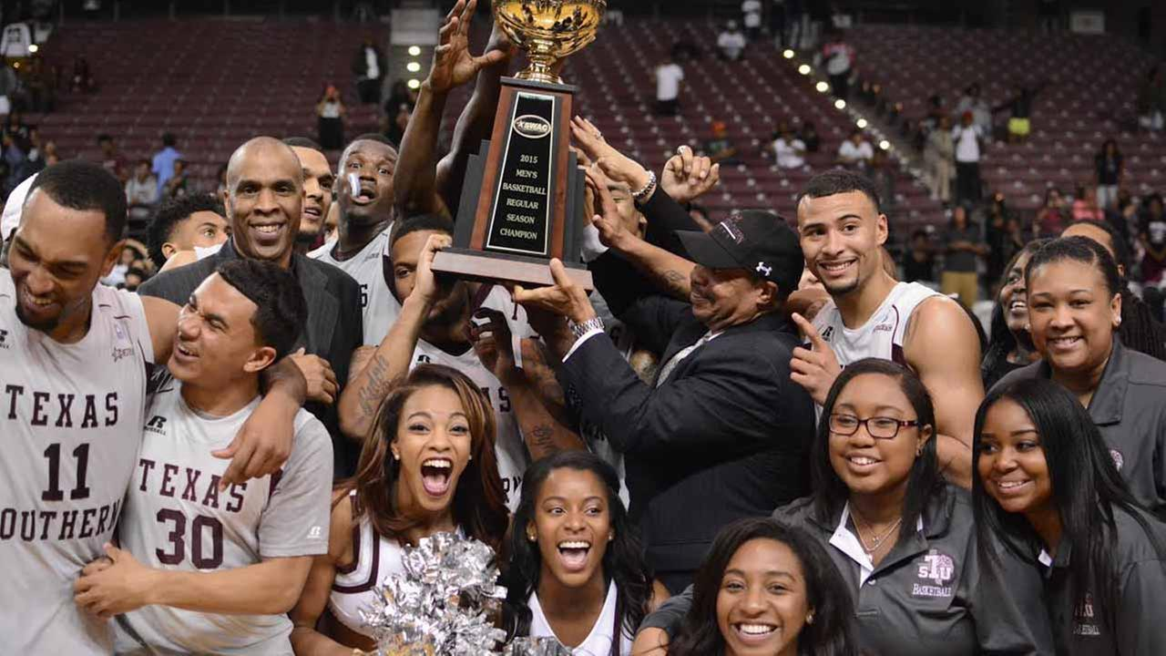 Texas Southern SWAC Regular Season Champions