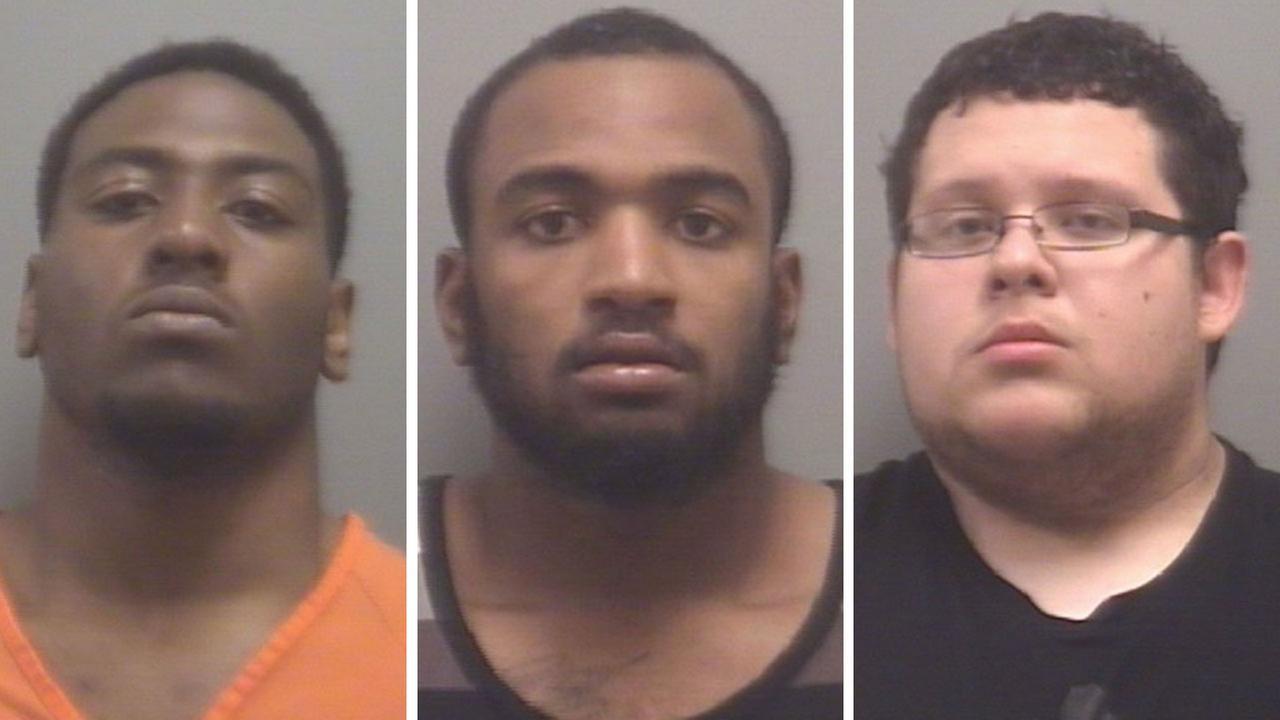 League City buglury suspects