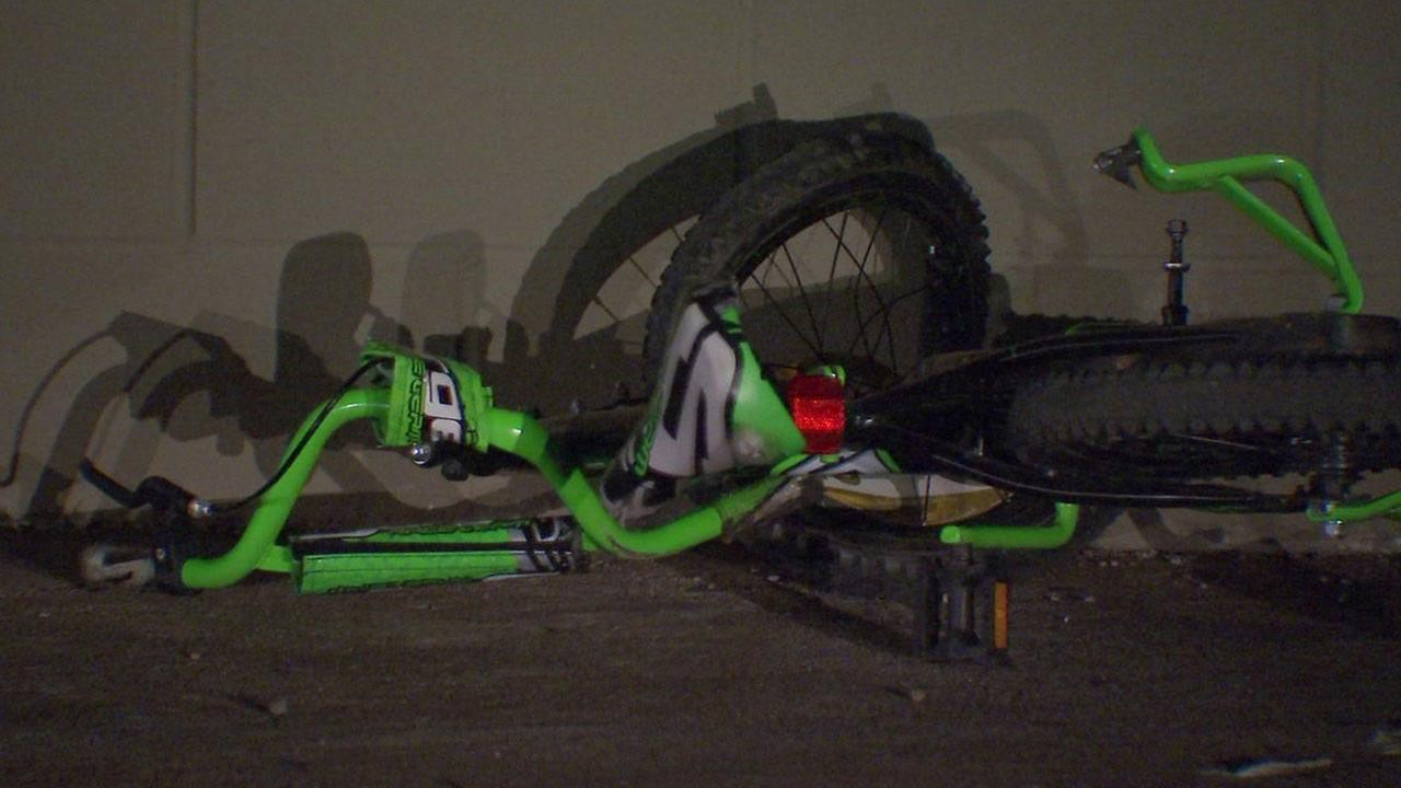 Boy, 4, fatally struck by SUV while riding bicycle in SW Houston