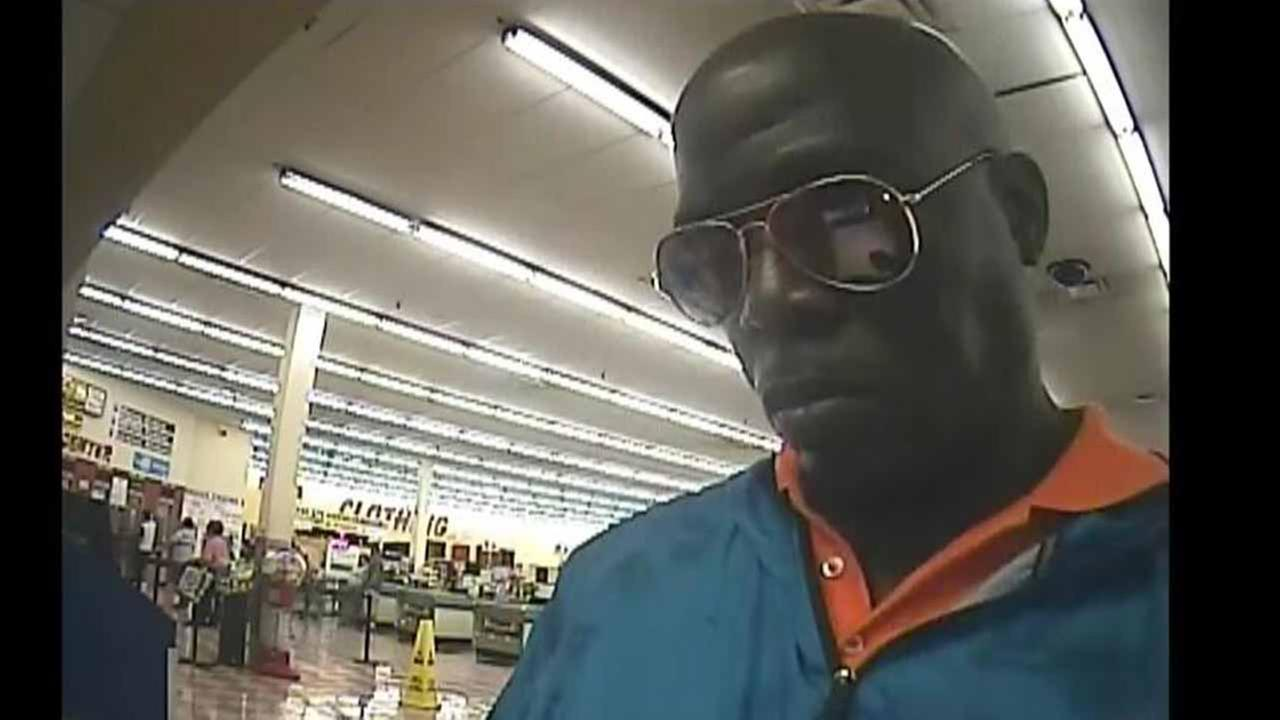 Suspect in First Convenience Bank robbery