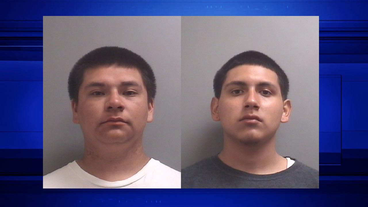 La Porte men accused of firing at vehicle on Highway 146