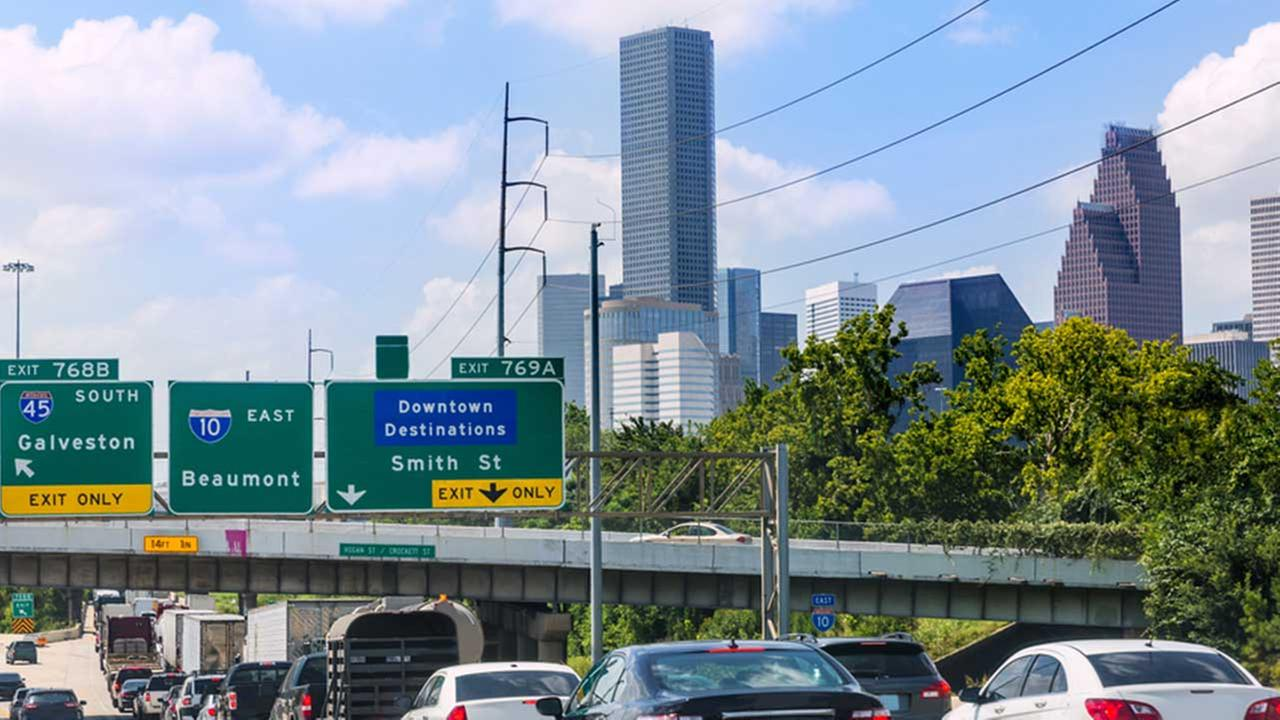 Houston drivers have fourth worst commute in U.S.