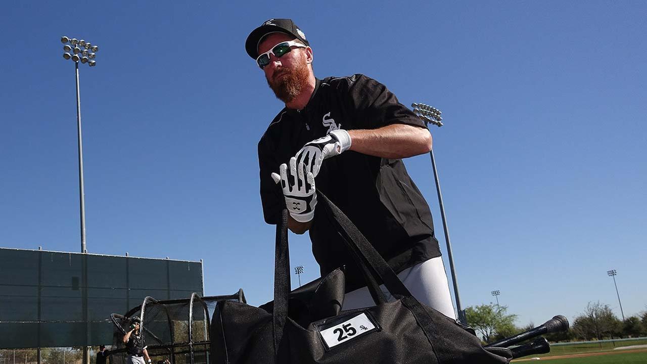 Adam LaRoche statement regarding his son and departure from baseball