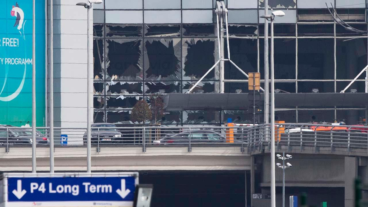 US officials: At least 2 Americans killed in Brussels blasts