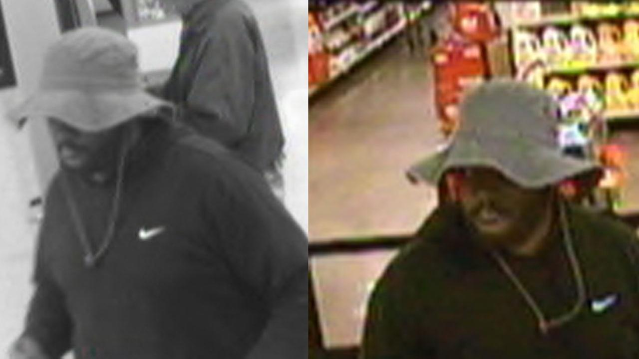 Authorities search for northwest Houston bank robber