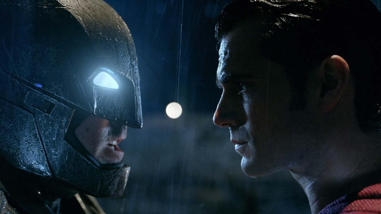'Batman v Superman' shrugs off bad reviews, opens to $170 M