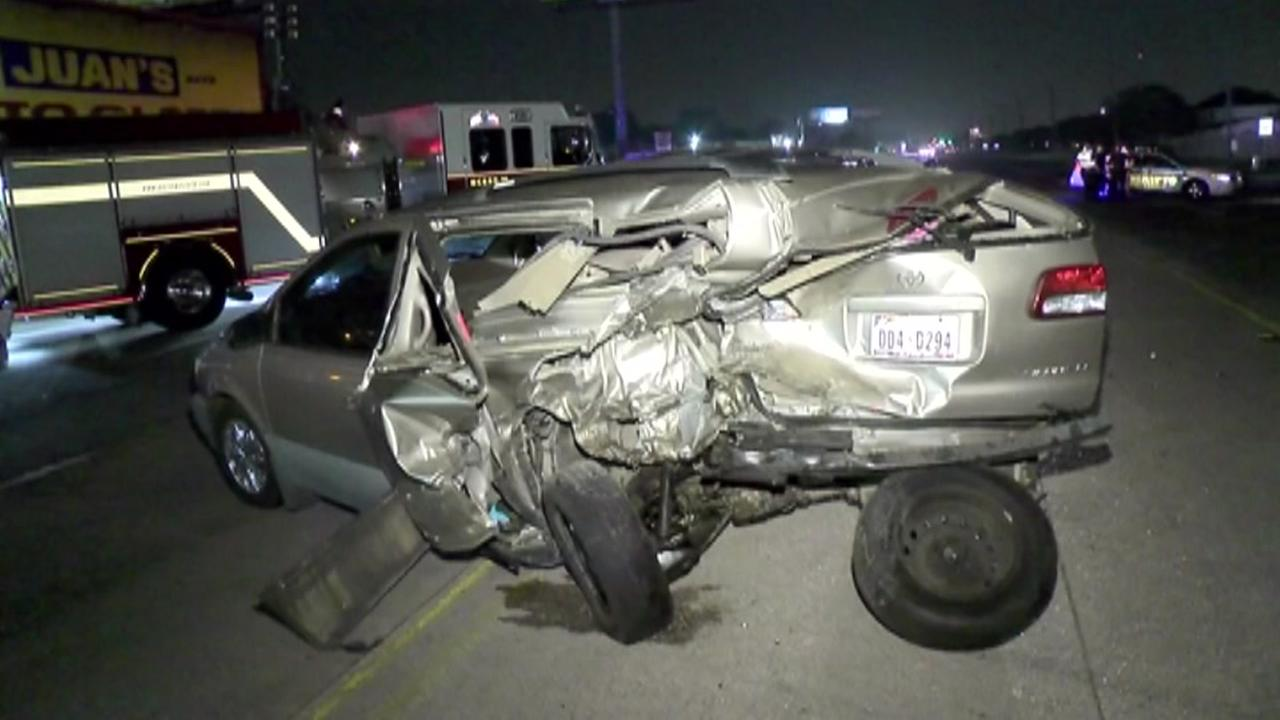 Baby dies from injuries in weekend crash that killed 10-year-old brother