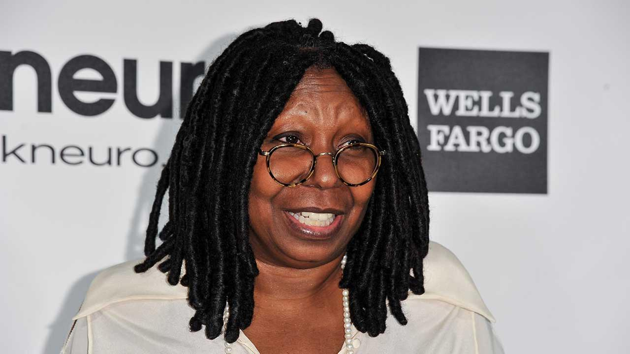 Whoopi Goldberg launches weed products for menstrual cramps