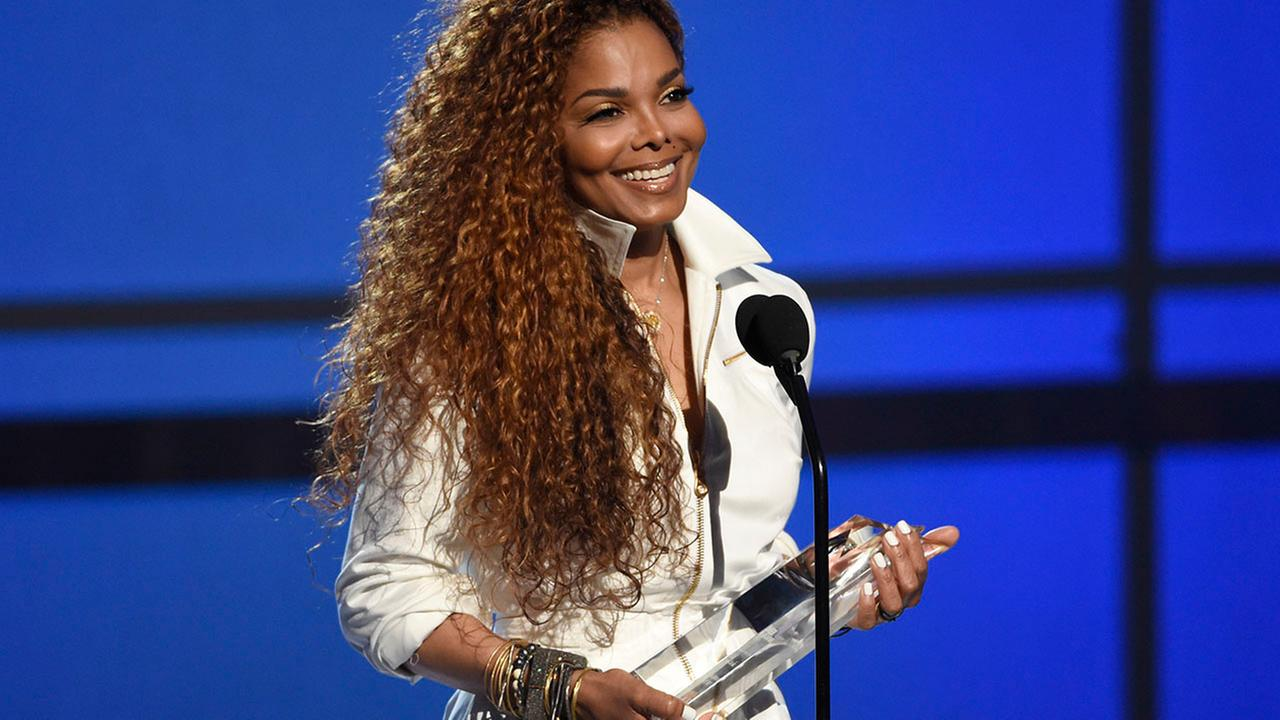 Janet Jackson pregnant with her first child 2 weeks before her 50th birthday