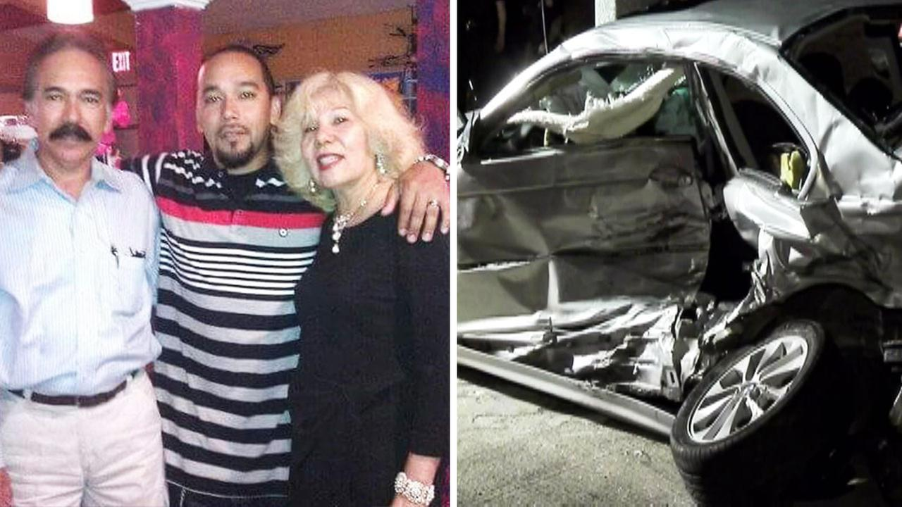 Couple killed - Bammel racing accident