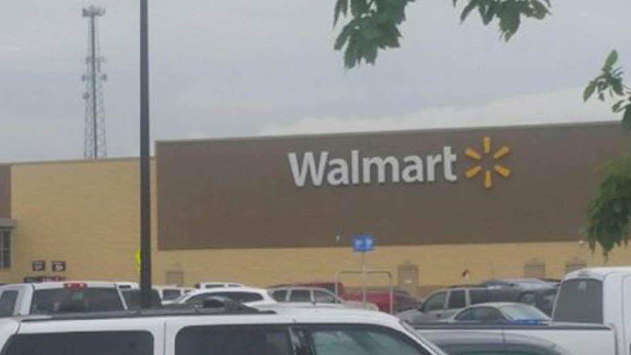 Walmart in Mont Belvieu