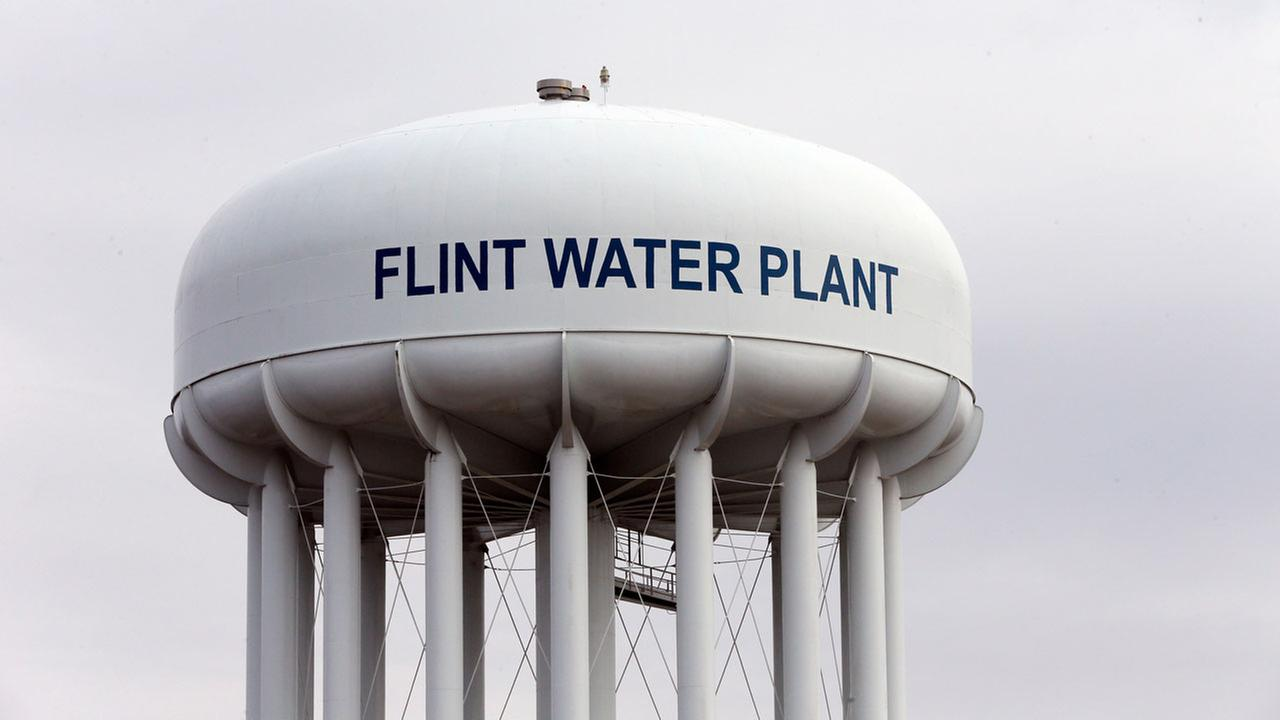 3 charged with several crimes in Flint water crisis