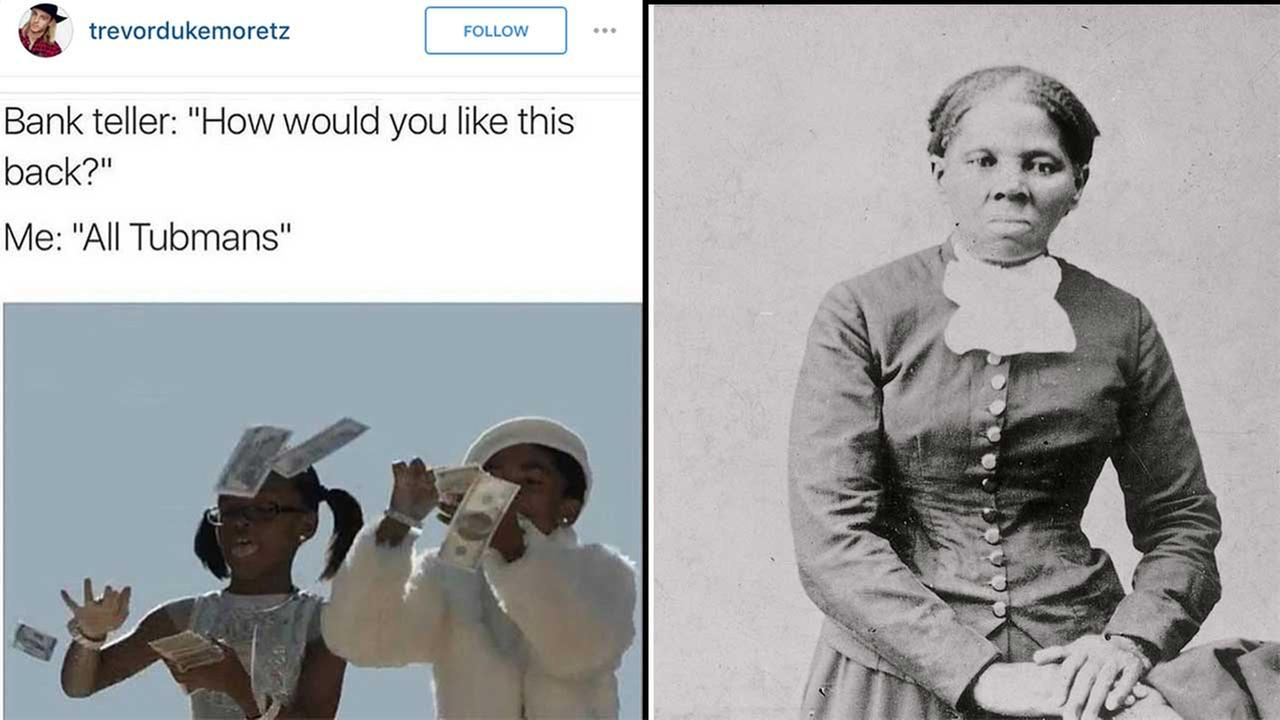 Harriet Tubman on the $20: The best memes you need to see