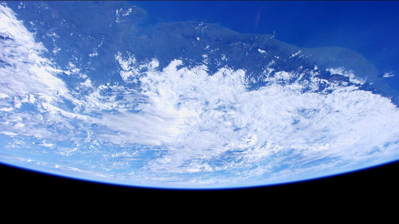 NASA shares stunning Earth Day view of big blue marble