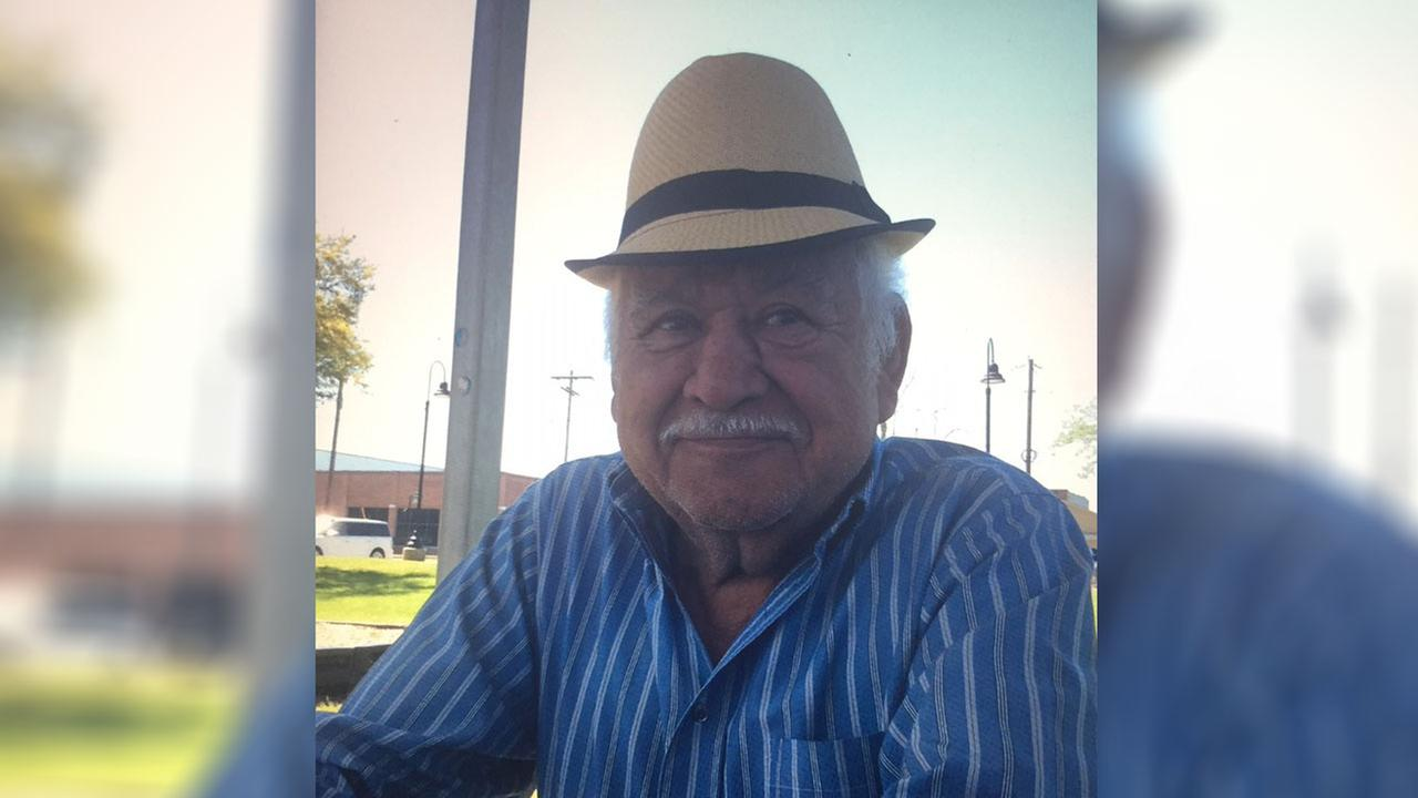 Jose Rangel was last seen near Compass Bank in Alvin, Texas.
