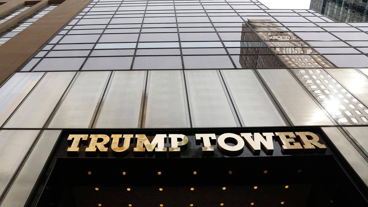 White powder sent to Trump Tower campaign office