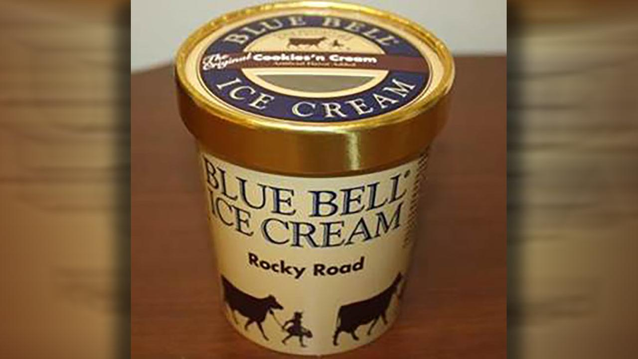 Blue Bell ice cream recalled due to packaging mistake
