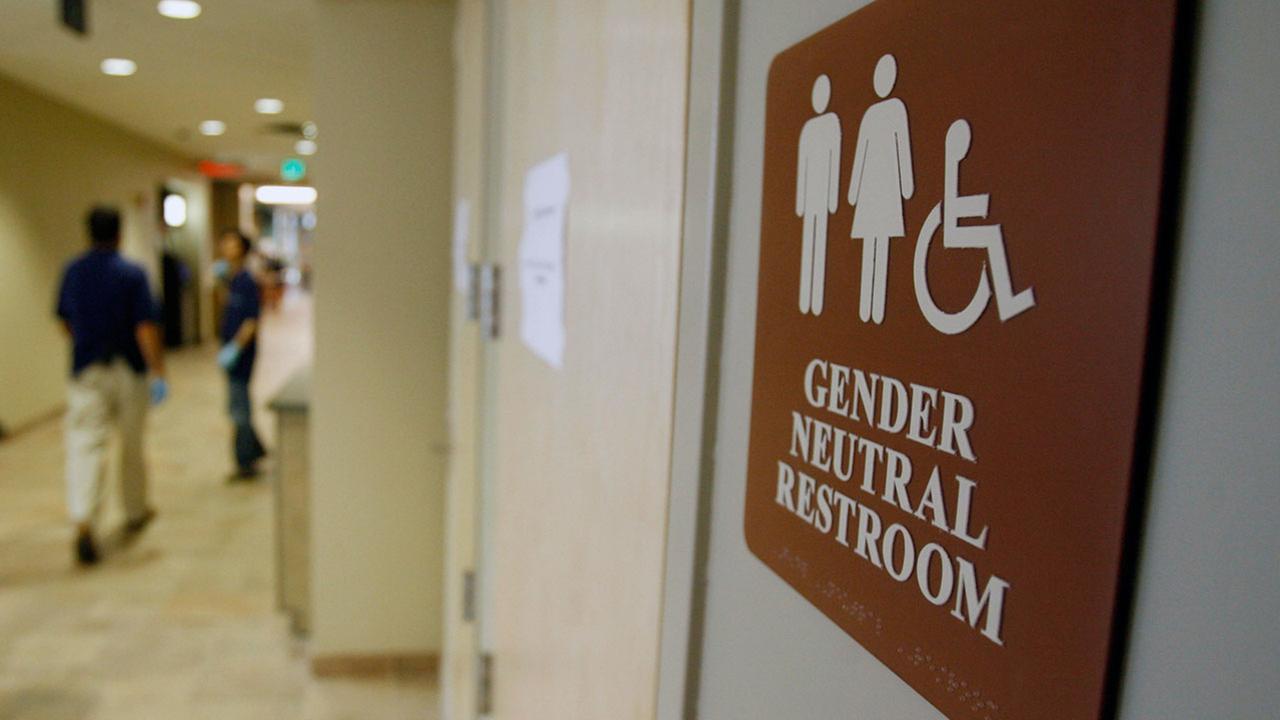 California Assembly passes gender-neutral restrooms bill