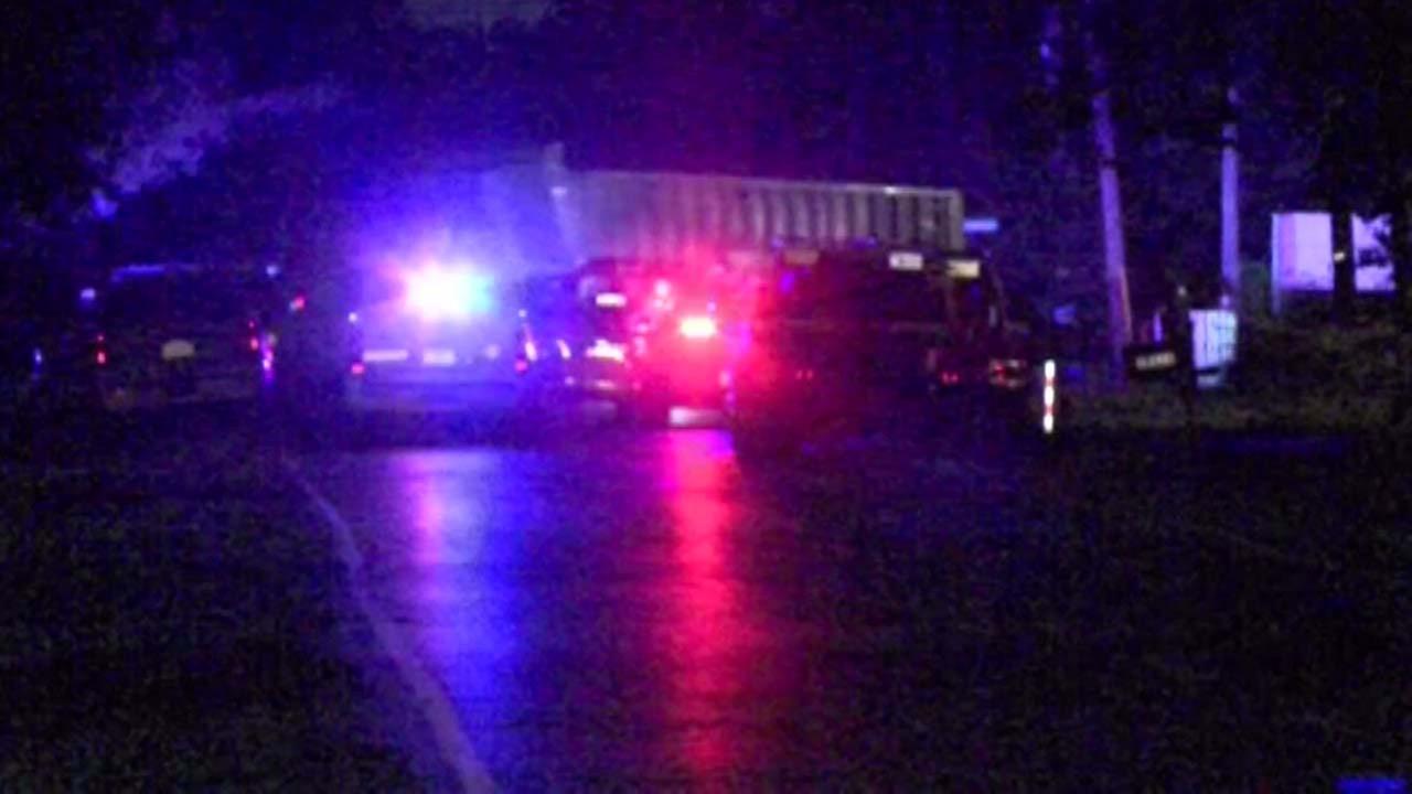 Father of HCSO deputy dies in crash involving 18-wheeler, family says