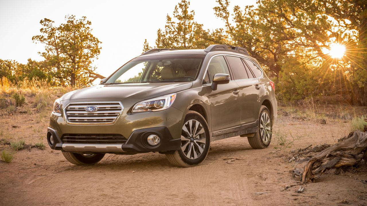 Subaru tells some Legacy, Outback owners: Don't drive them