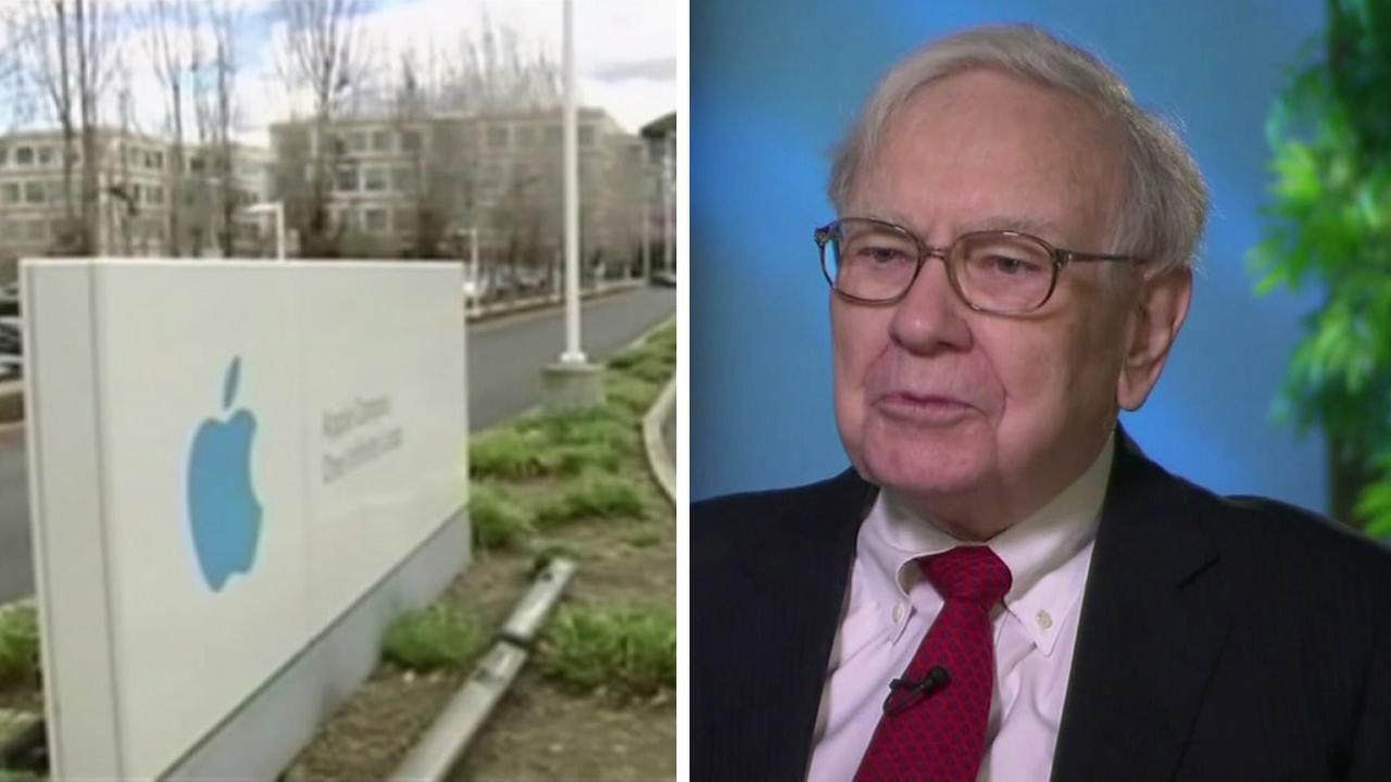 Warren Buffet Apple investment